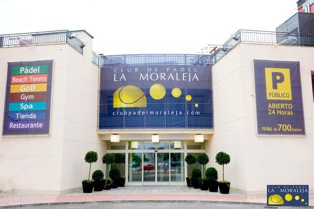 Club De Pádel La Moraleja Padelstar Club De Padel Padel Club