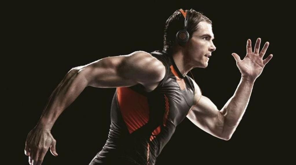 The best biometric and heart rate monitoring headphones: http://buff.ly/1MaGA4F