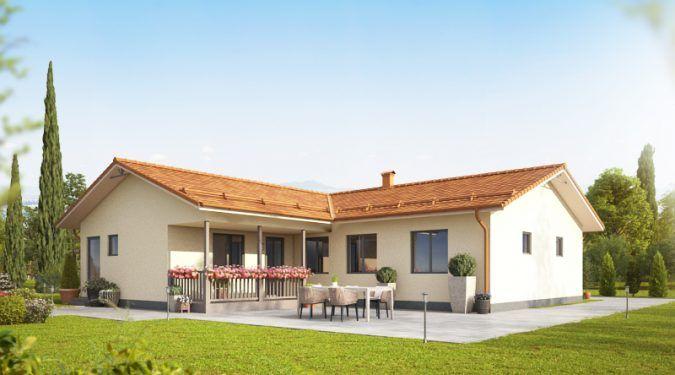 Casas préfabricadas Hus Portugal Case