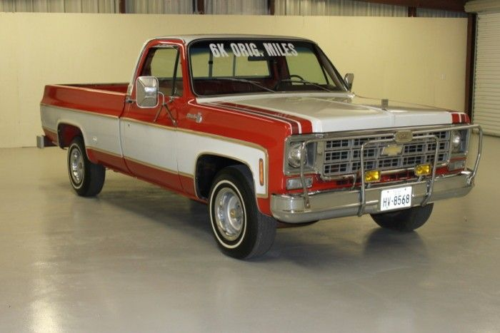 Hemmings Find Of The Day 1977 Chevrolet C10 Silver Hemmings Daily In 2020 Chevrolet Silverado Chevrolet Classic Chevy Trucks