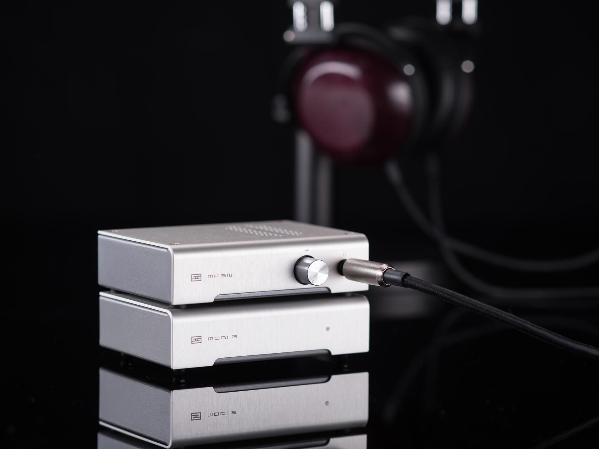 Schiit Audio Headphone Amps And Dacs Made In Usa Headphone Amp High End Headphones Audio