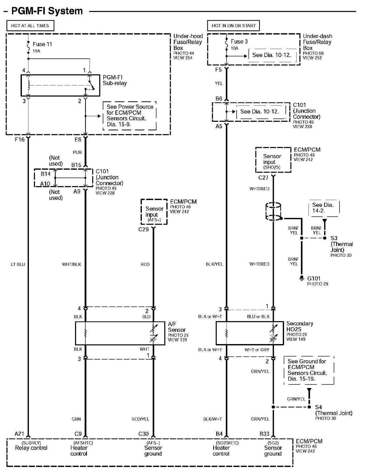 Pin Oleh Wiring Diagram Di S     Techteazer Com