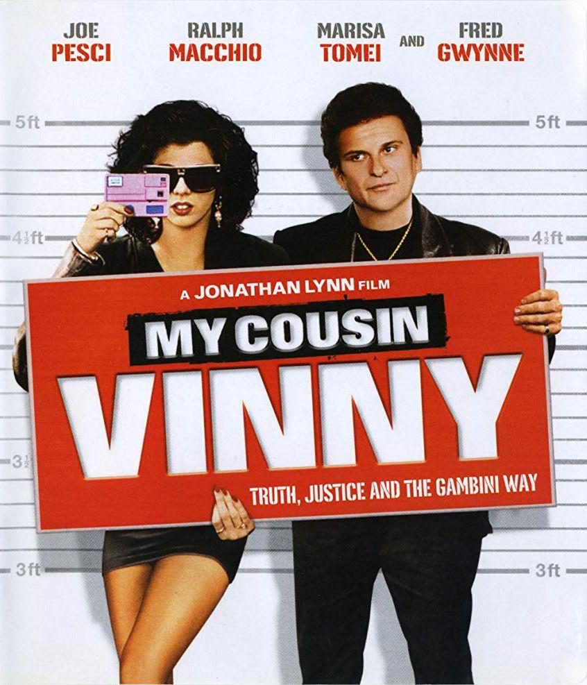 Mi Primo Vinny [1992]HD [1080p] Latino [GoogleDrive] SilvestreHD