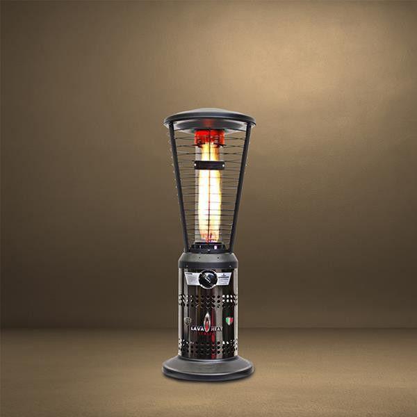 Lava Heat Italia Ember Mini Table Lamp Outdoor Patio Heater   Outdoor Patio  Heaters Do Come In Table Top Versions! The Lava Heat Italia Ember Mini  Table Top ...