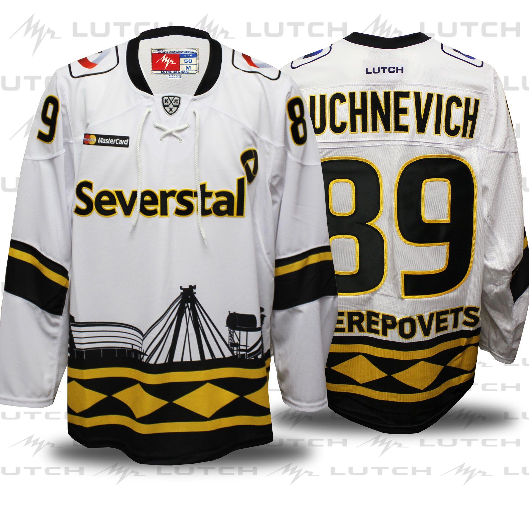 the best attitude 44867 16296 100%™ KHL Cherepovets Severstal. Pavel Buchnevich | 100% \_ ...