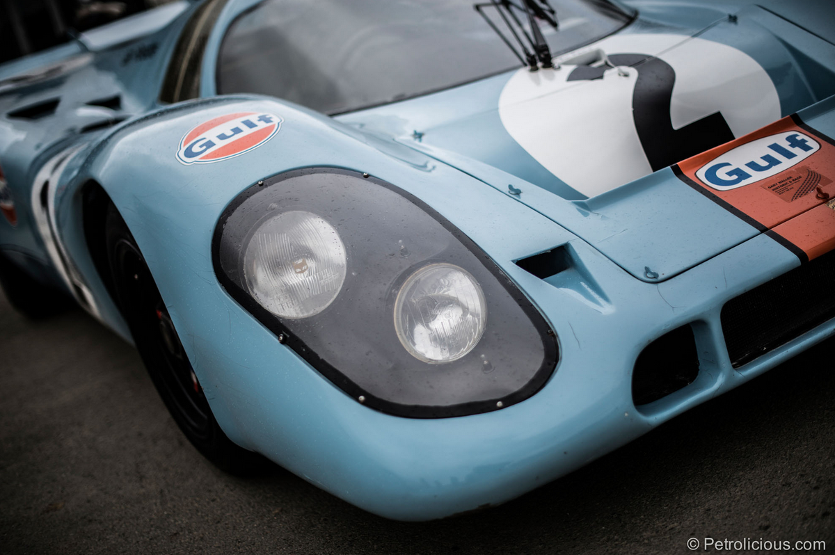 Porsche Museum celebrates 917 anniversary with Colors of