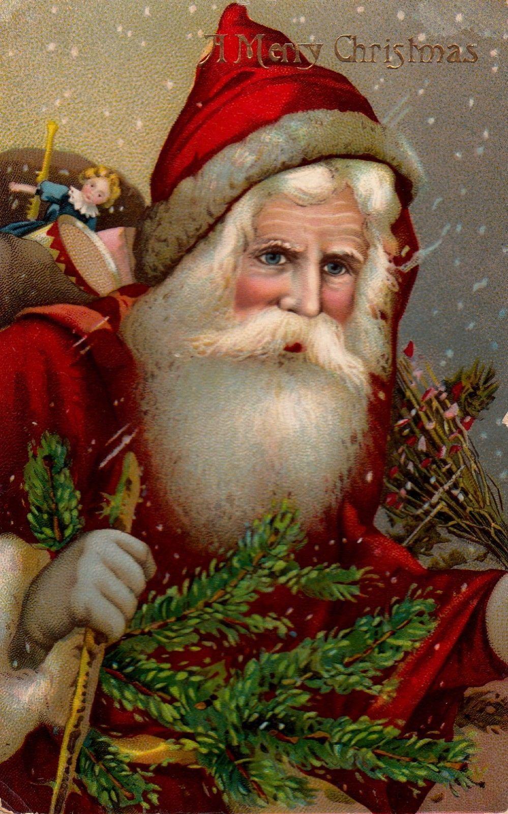 Pin von Gerti Stapel auf victorian angels & santas | Pinterest ...