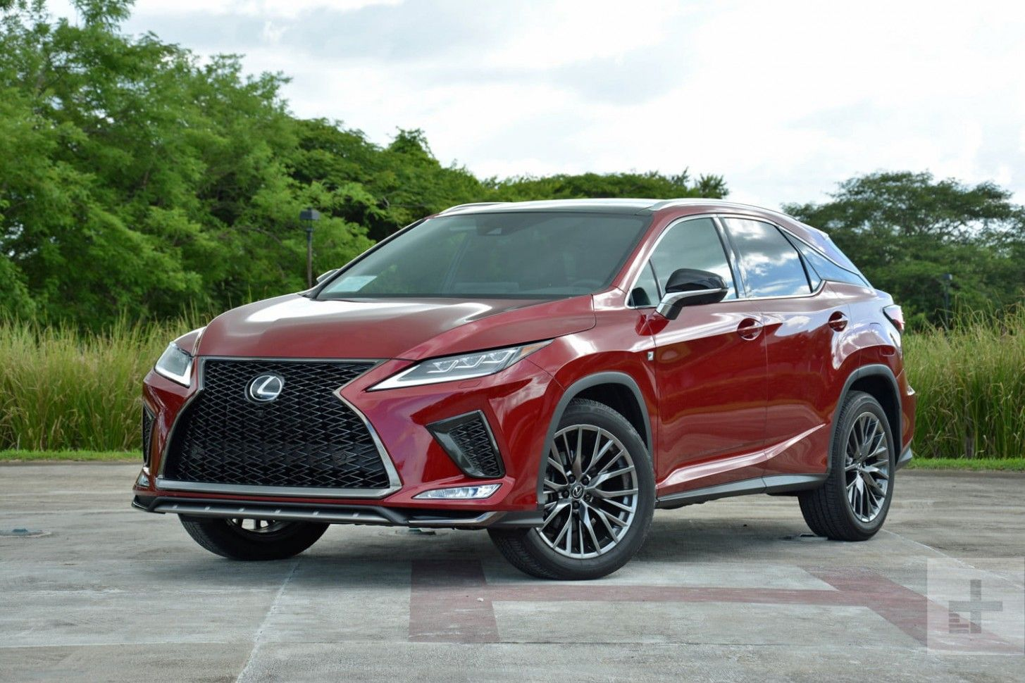 Here's What Industry Insiders Say About 2020 Lexus Rx 350 F
