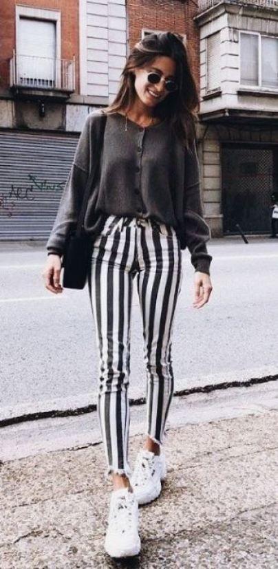 1ef30bfa2cca Street style outfits!  autumn  London  ideas  2018