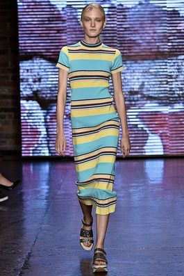 DKNY Spring 2015 Ready-to-Wear Fashion Show: Complete Collection - Style.com
