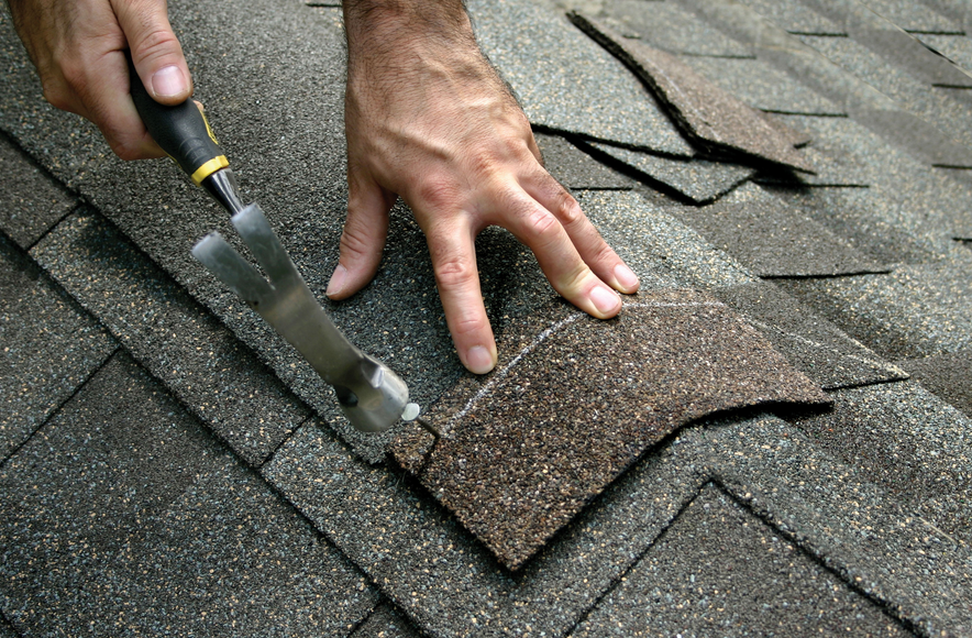 If Your Roof Is Damaged And It Needs Roof Repair Sydney Especially If It Goes Unfixed It Can Cause The Opposit Roof Leak Repair Roof Restoration Roof Repair