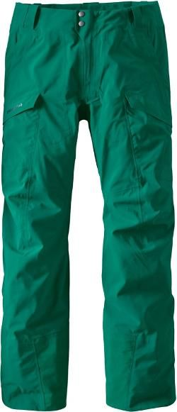 Patagonia Men s Untracked Snow Pants Legend Green M 7a9f5556d