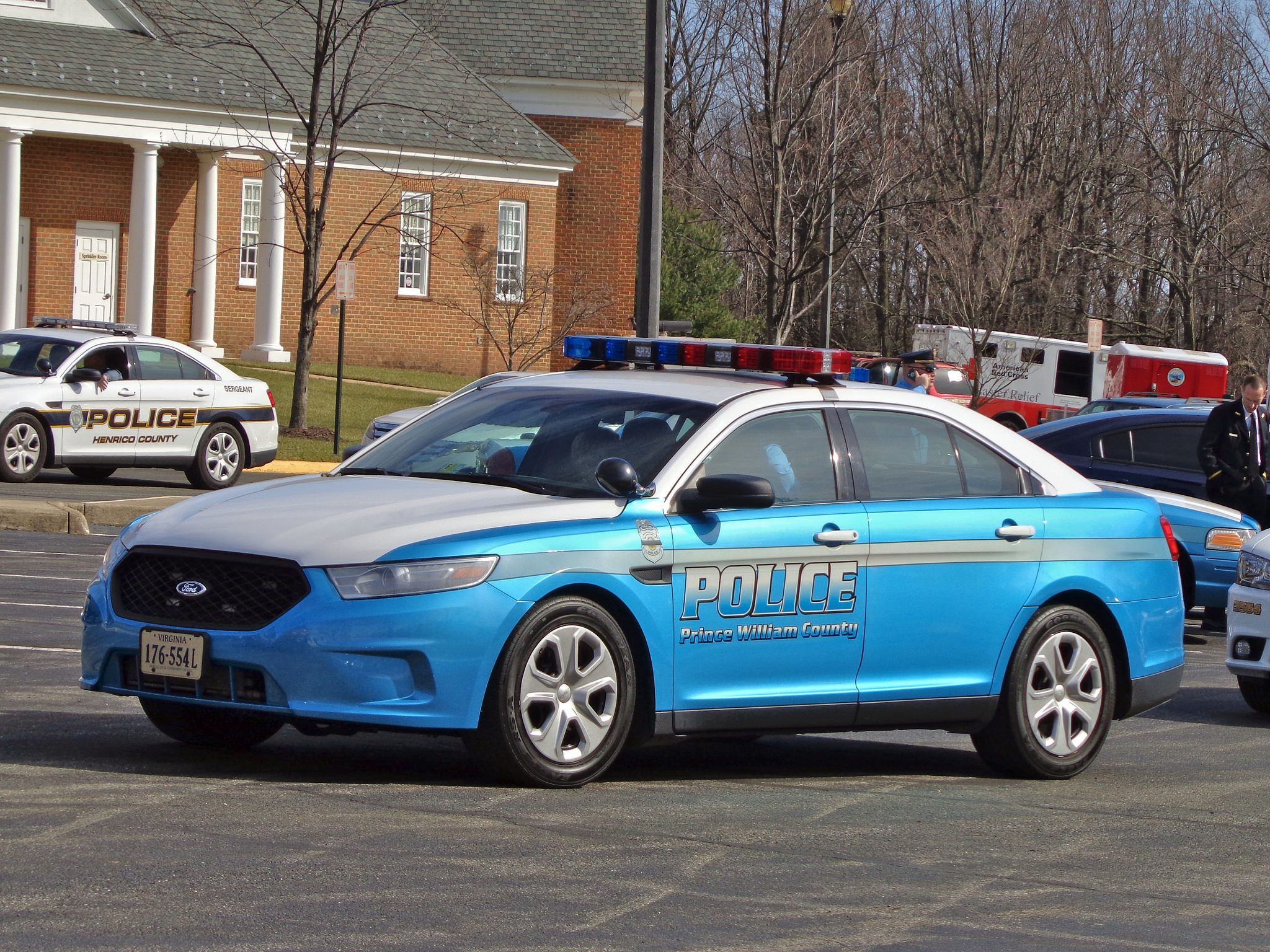 Prince William County Pd Virginia Us Police Car Police Cars Prince William County