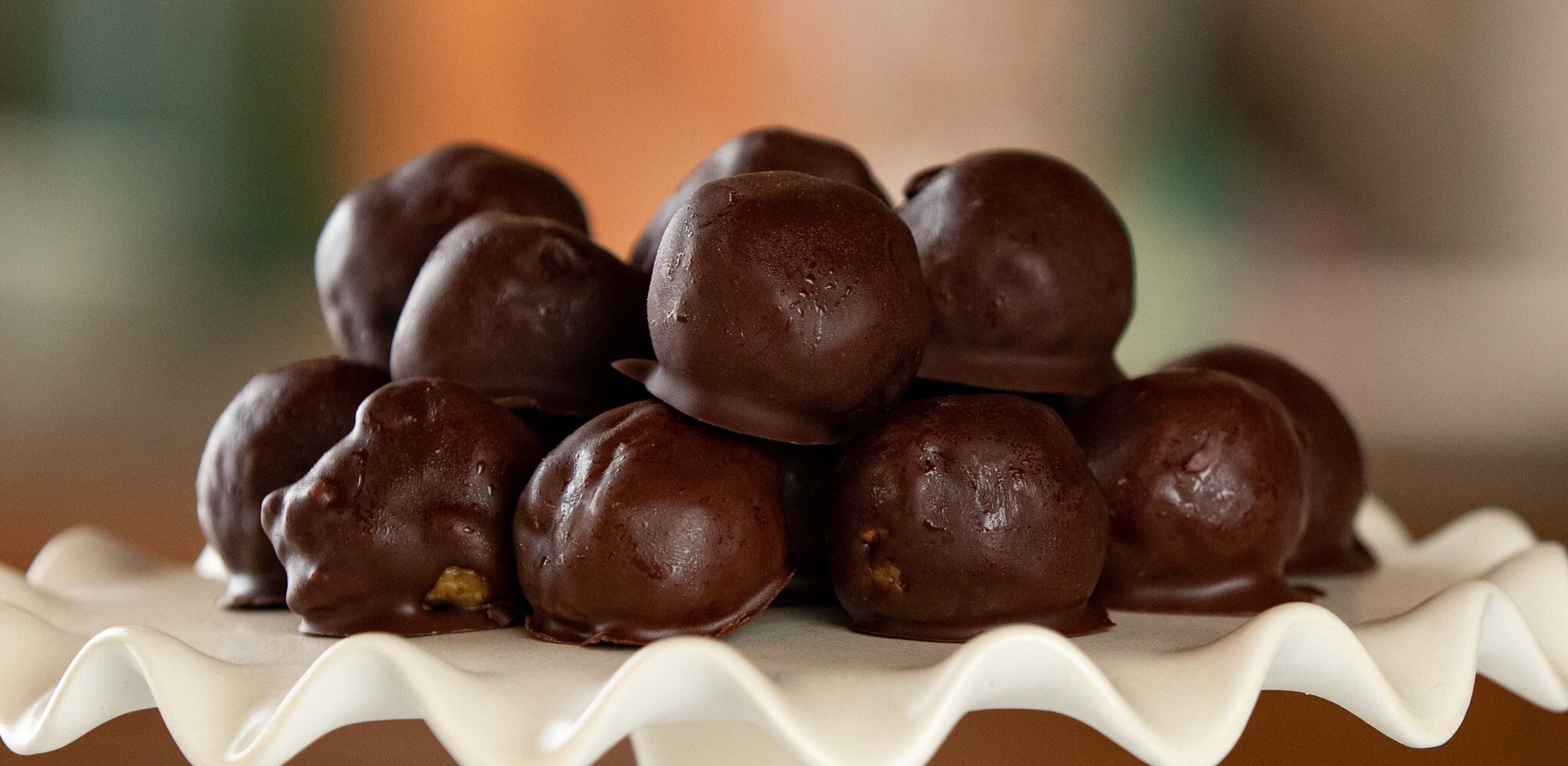 Peanut Butter Cup Bites by Ree Drummond in 2020 (With