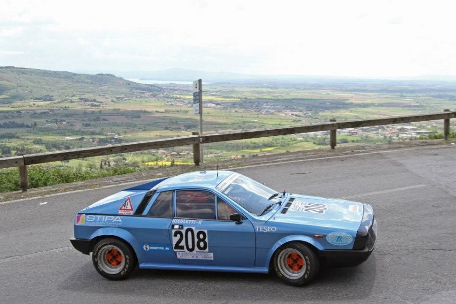 RaceCarAds - Race Cars For Sale » Lancia Beta Montecarlo ...