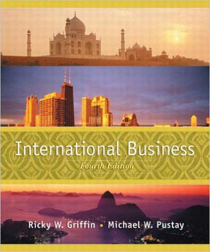 International Business Griffin Pdf