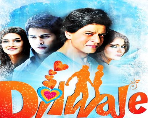 Dilwale Movie 2015