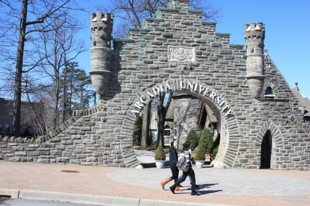How Competitive Is Arcadia University's Admissions Process