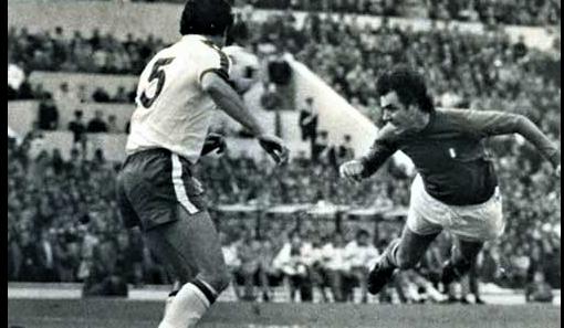 ITALIAINGHILTERRA 20 17111976 il gol del 20