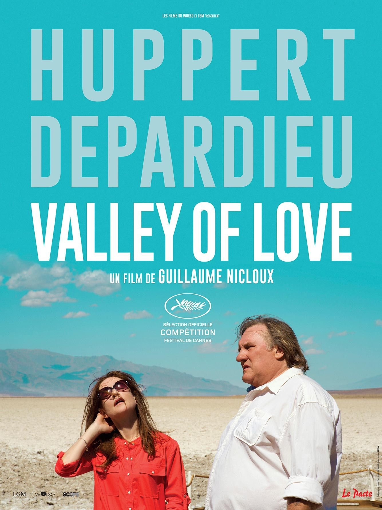 depardieu huppert california valley of love dieulois