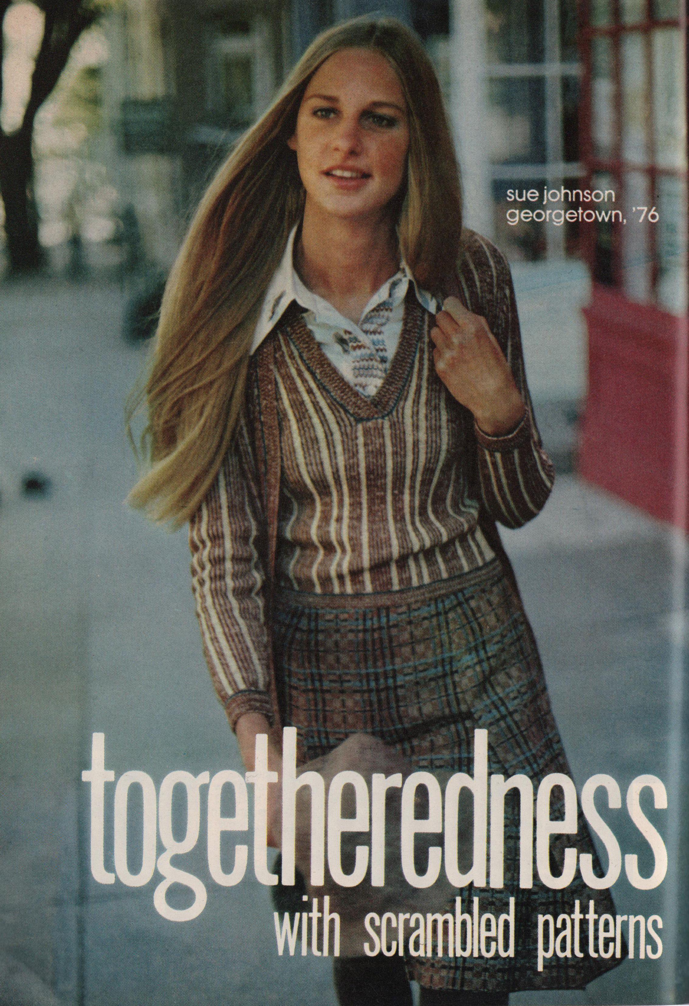 mademoiselle, august '73