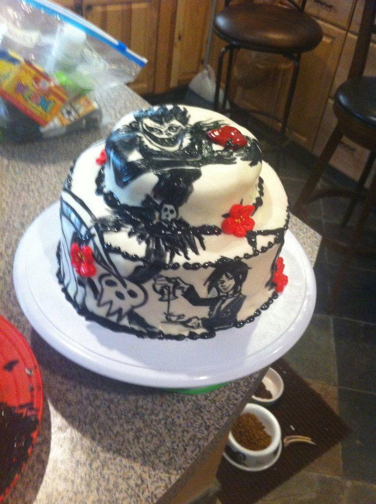 anime+birthday+cake Anime Cake Birthday Cake Ideas