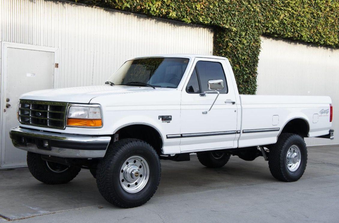 97 F350 7 3 Diesel 4x4 Classic Ford Trucks Ford Pickup Trucks