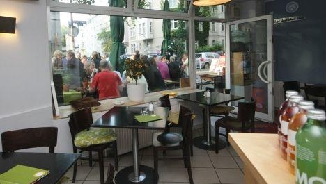 Wohnzimmer Cafébar Gemütlich, sportlich, lecker Dortmund - wohnzimmer design gemutlich