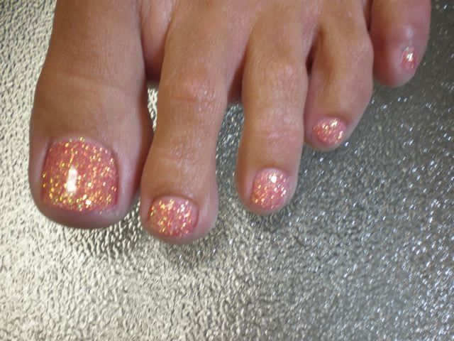 glitter toe nail designs - Google Search | Nails | Pinterest ...