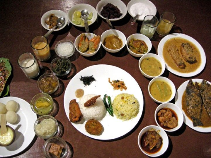 The mystical dishes of bengal fabulous experience for Authentic bengali cuisine