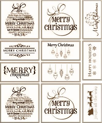 Rustic Christmas Gift Tags And Labels Free Printable Christmas Gift Tags Printable Holiday Gift Tags Printable Free Christmas Tags Printable