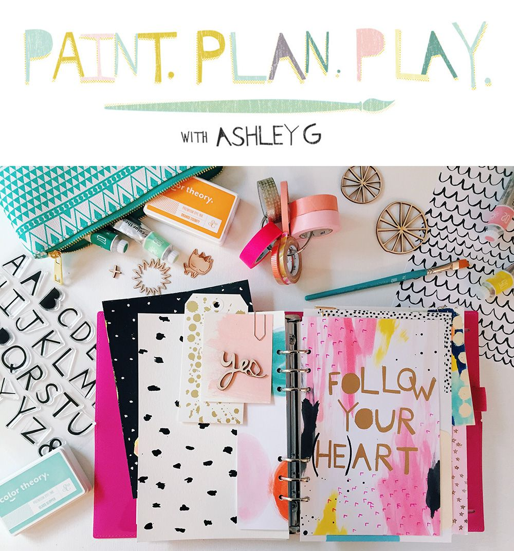 stephanie makes: Paint.Plan.Play