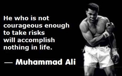 Pin On The Quotable Muhammad Ali