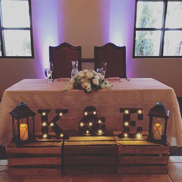 Sweetheart Heart Table Details! #wedgewoodattheretreat #wedgewoodweddings #socalweddings #coronaweddings