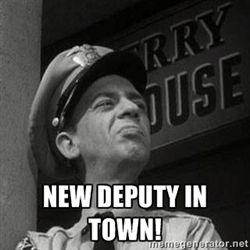 Barney Fife Meme Generator With Images Birthday Wishes Funny