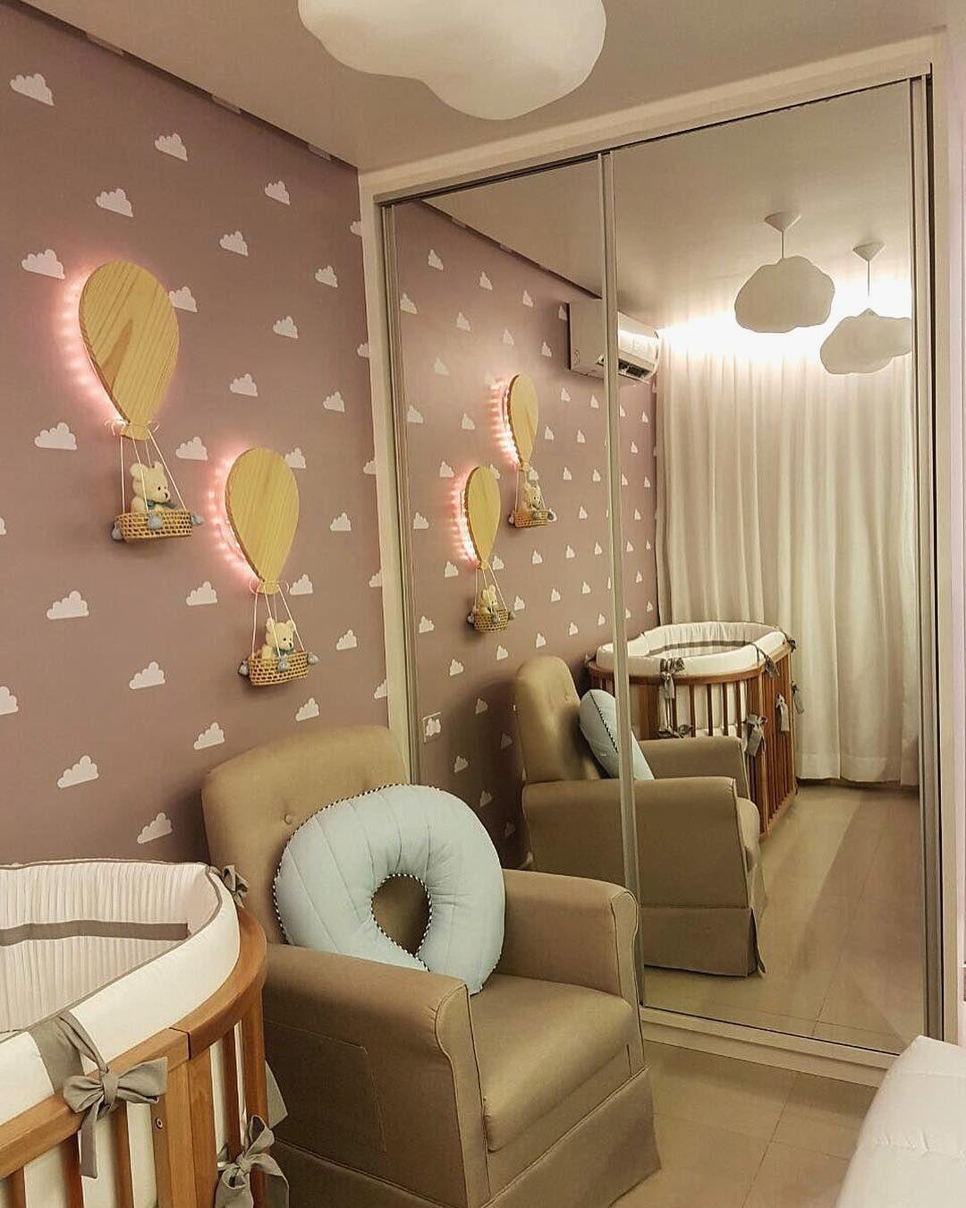 Mil Ideias De Decoração Quartos De Bebé: Pin De Sabrina Manhães Em Gravidez