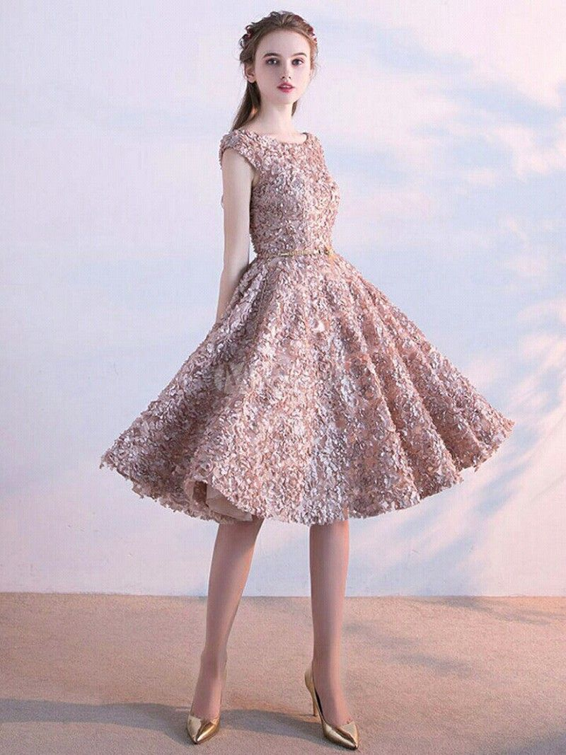 grey sequins beaded long prom dresschiffon lace split party
