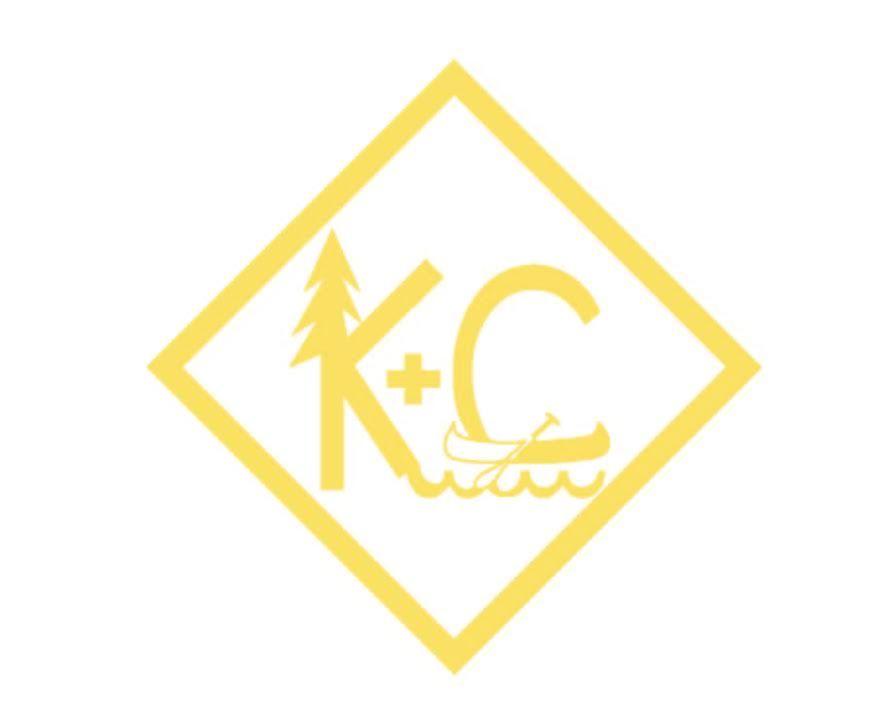 Our Campfire Wedding Logo