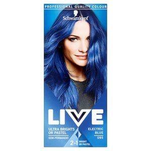 Schwarzkopf-LIVE-Ultra-Brights-095-Electric-Blue-Hair-Dye ...