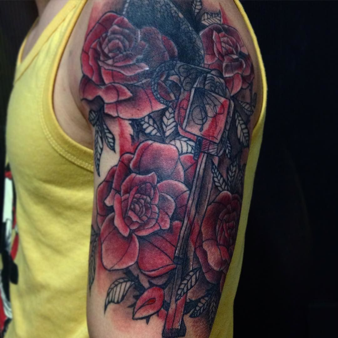 Segunda sessão da cobertura   obrigada pela confiança de sempre Alan!!  by nxd.tattoo