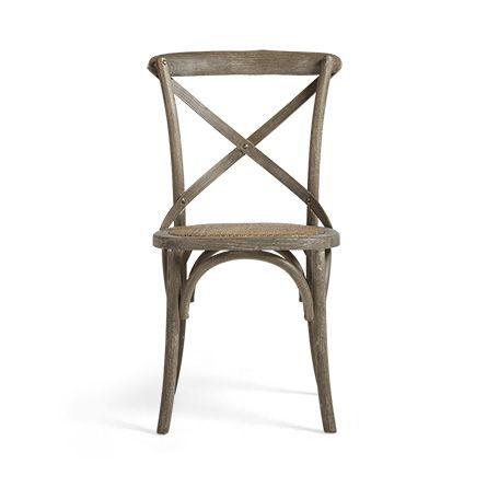 Cadence Dining Side Chair With Wooden Stretchers Arhaus Furniture 139 Sale Arhouse Dining Room Chairs Dining Chairs Rustic Dining Chairs