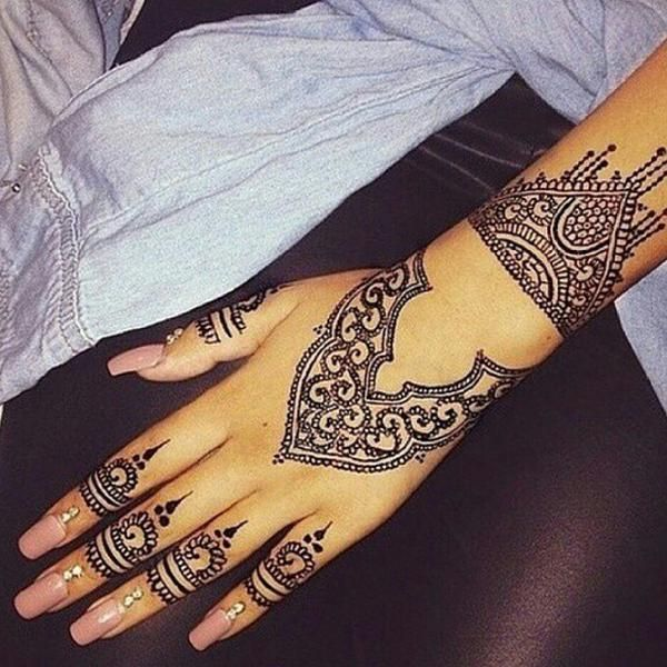 24 Henna Tattoos By Rachel Goldman You Must See: Pin By Rachel Jonson On Tattoos