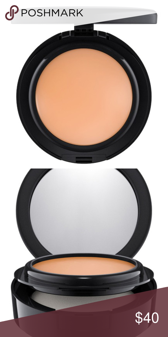 SALE DISCONTINUED MAC Mineralize Foundation Gentle eye