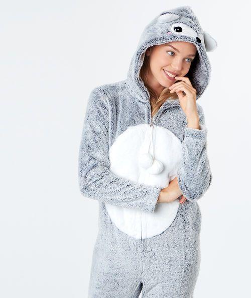 foto de Combinaison pyjama doudou WOODY Pajamas Suits Fashion
