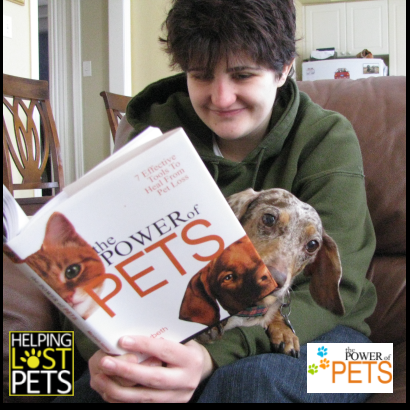 Me Layla And The Power Of Pets By Mary Beth Haynes Pic From Www Facebook Com Helpinglostpets Losing A Pet Pets Funny Animal Videos