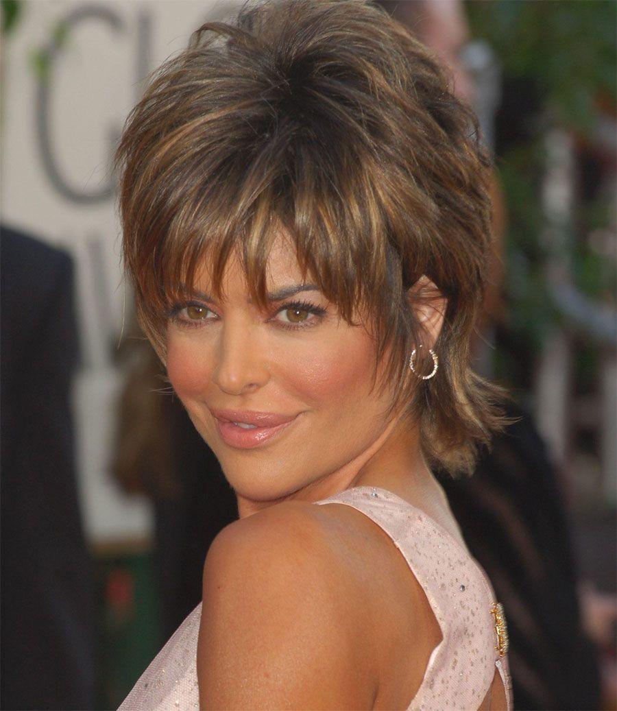 Lisa Hairstyle: Pin On Hair Cut