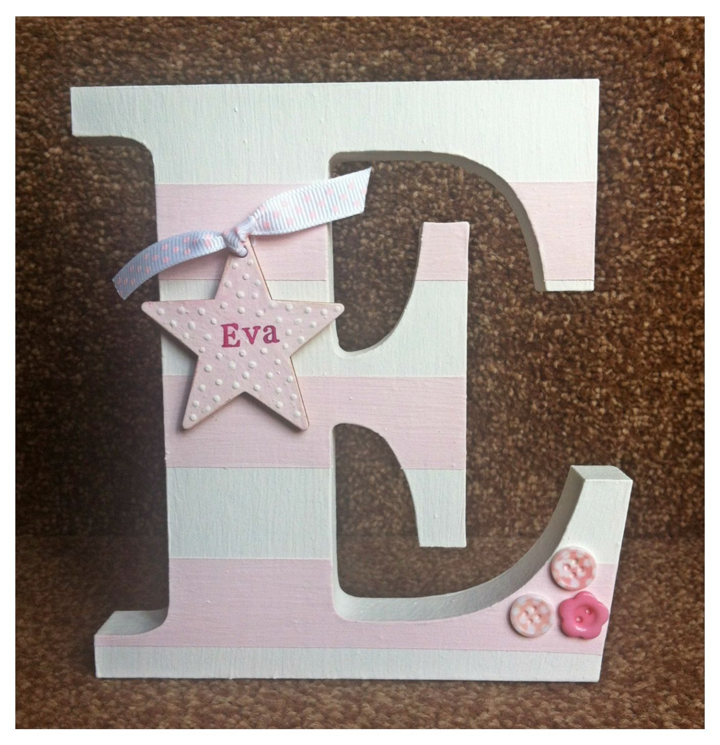 Free Standing 18mm MDF Mum Word Various Sizes Birthday Kid Craft Mother/'s Day