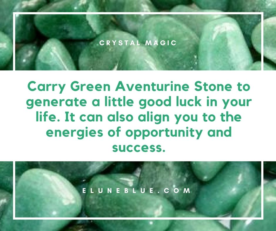 The Opportunity Stone Green Aventurine Meaning And Uses