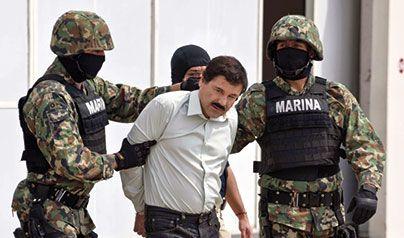 'Le Chapo' se fuga de le prison por un tunel de 1.500 metres