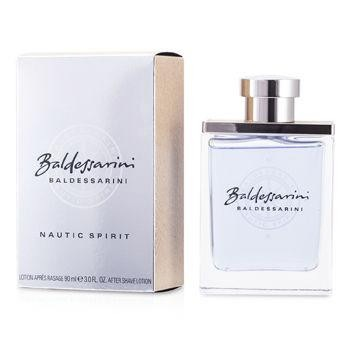 Nautic Spirit After Shave Lotion - 90ml-3oz. -A fragranced after-shave lotion for men-Instantly soothes & pacifies just-shaved skin-Reduces razor-burns & prolongs a clean shave-Leaves skin calm, smooth & comfortable-Suitable for all skin typesProduct Line: Nautic SpiritProduct Size: 90ml/3oz